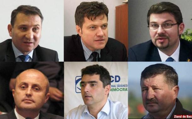 candidati primaria Bacau