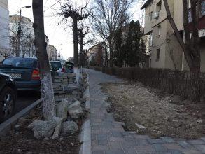 Record! Doar două amenzi într-un an pentru firmele care nu au refăcut străzile și trotuarele ciopârțite pentru lucrări edilitare