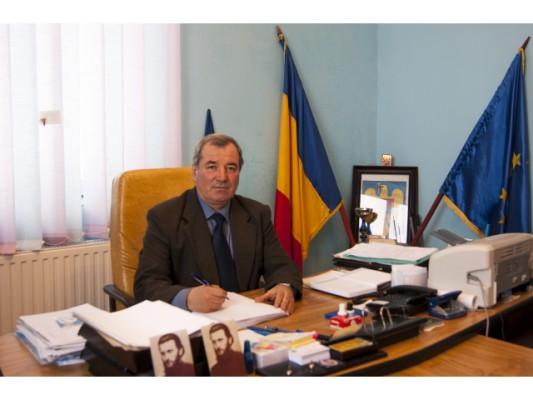 Primarul Constantin Trăistaru