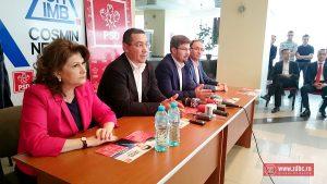 Victor Ponta, în Bacău, pentru candidații PSD. Fostul premier a participat și la inaugurarea Observatorului – VIDEO