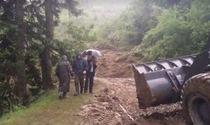 Ministrul Mediului recunoaște: Alunecarea de teren de la Comănești s-a produs din cauza tăierilor ilegale de masă lemnoasă