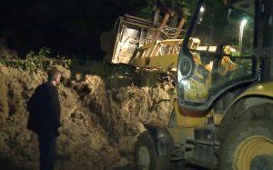 Greenpeace avertizează asupra unui pericol de alunecare de teren la Asău. Ce răspunde Romsilva Bacău