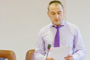 Sorin Ailenei va exercita temporar funcția de subprefect al județului Bacău