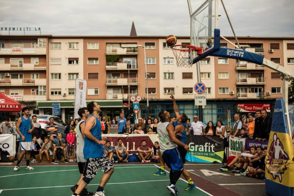Bacău Streetball Challenge