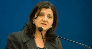 Raluca Prună vine în Bacău. Ministrul Justiției participă la o festivitate din Tîrgu Ocna