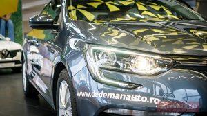 FOTO: Noul MEGANE Sedan, de la Renault, a fost lansat în Bacău. Detalii tehnice, dotări și prețuri