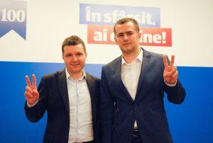 Reacții după alegerile parlamentare – Lucian Stanciu Viziteu a mulțumit pentru votul dat USR Bacău