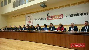 PSD Bacău și-a prezentat candidații pentru Parlament
