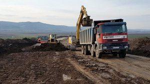 Au fost deblocate și amânate licitațiile pentru autostrada A7, care va trece prin Bacău