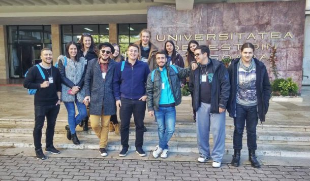 Delegația de ong-iști a Bacăului