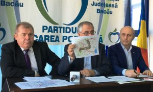 De Ziua Națională, PMP Bacău cere unirea economică a Moldovei cu restul țării