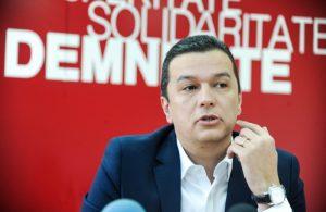 Sorin Ghindeanu a fost desemnat prim-ministru, de președintele Klaus Iohannis
