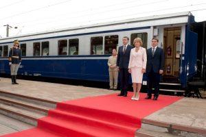 Trenul Regal oprește și în gara Bacău. Sunt invitați toți cei care vor să întâmpine Familia Regală