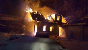 Incendiu Racaciuni