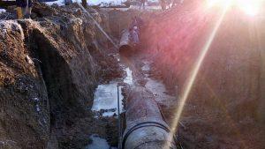 O nouă avarie! Cartierul Șerbănești a rămas fără apă