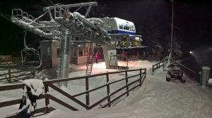 Pârtia de schi de la Slănic Moldova s-a redeschis, miercuri, după o nouă defecțiune a instalației de telescaun UPDATE