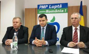 PMP critică PSD, dar păstrează alianțele locale cu social democrații