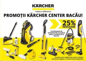 Deschidere Kärcher Center Bacău