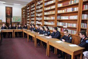 Admiterea într-o instituție militară de învățământ. Locuri disponibile în licee, școli postliceale și academii militare