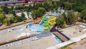 Proiectul parcului de distracții de la Insula de Agrement din Bacău este GREȘIT. Se face o nouă licitație