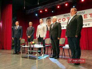 Război total PSD-ALDE. Social-democrații l-au lansat pe Paul Claudiu Cotîrleț în competiția pentru Primăria Moinești