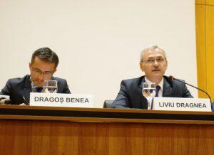 """Senatorul Dragoș Benea: """"Dacă Dragnea nu va fi achitat, e clar că vor fi 7 PSD-uri mai mici"""""""
