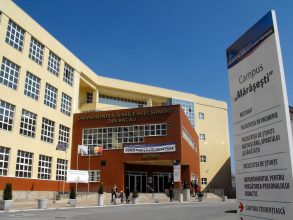 """Pe 4 septembrie începe a doua sesiune de admitere la Universitatea """"Vasile Alecsandri"""" din Bacău"""