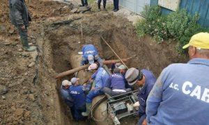 """Sistarea apei în Bacău se amână """"ca la meteo"""". CRAB dă vina pe vreme pentru bâlbâială"""