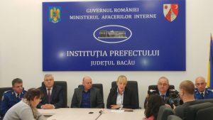 Demnitari la cratiță. Prefectul Maricica Coșa și alți șefi de instituții din Bacău vor găti pentru oamenii străzii