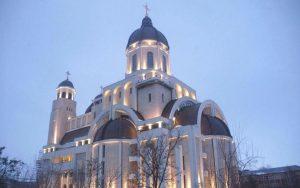 Catedrala din Bacău a rămas fără constructor. Încă 13 milioane de euro până la finalizarea lucrărilor