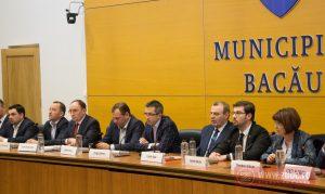 CEX PSD Bacău: Parlamentarii sunt obligați să se implice în derularea PNDL