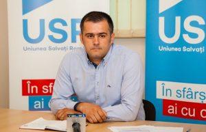 """Deputatul de Bacău Stanciu-Viziteu este acuzat de colaborare cu un general SRI. Reprezentantul USR explică de ce nu atacă """"orbește"""" Serviciul"""