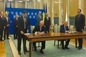 Aerostar a semnat un memorandum pentru producerea și mentenanța sistemelor Patriot livrate în România de Raytheon