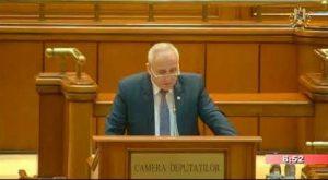 Deputatul Constantin Avram (ALDE), declarație politică despre situația dramatică a pensionarilor executați silit