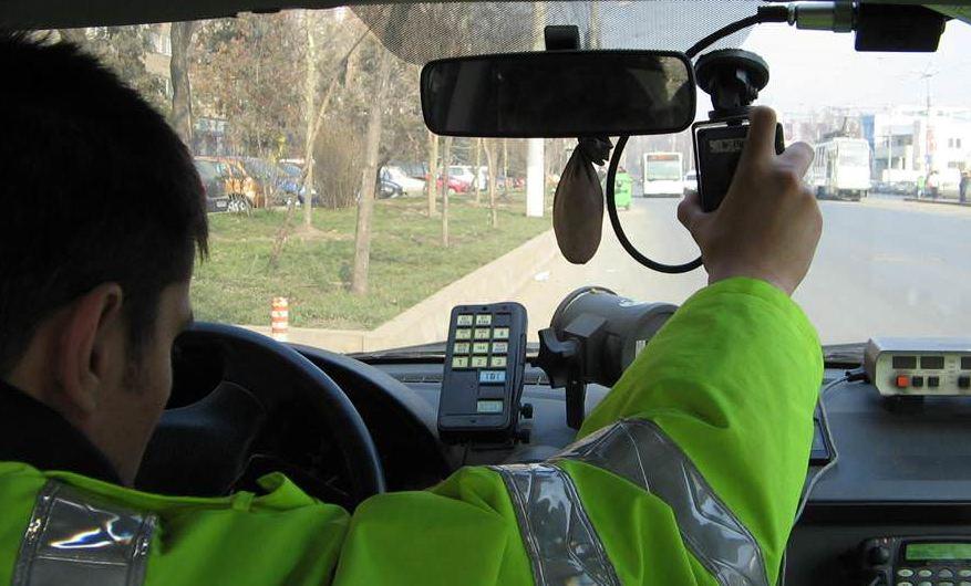 politia rutiera radar