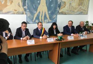 FOTO: Patru secții din Spitalul Municipal Onești au fost modernizate cu 1,1 milioane euro de la Consiliul Județean Bacău