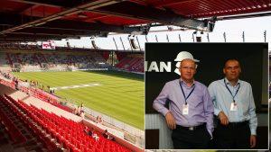EXCLUSIV! Dedeman vrea să construiască un stadion nou în Bacău, pe care să îl doneze Primăriei. În discuții există și varianta susținerii unei echipe locale de fotbal