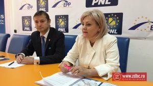 """Polemică pe moțiunea """"Șova"""": Replica deputaților PNL Bacău Tudorița Lungu și Ionel Palăr după criticile PSD"""