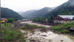 Dublă avertizare de COD GALBEN! Instabilitate atmosferică și pericol de inundații pentru județul Bacău