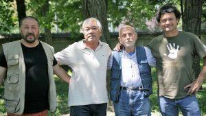 """Sculptori români și străini îmbogățesc """"Muzeul în aer liber"""" al Centrului de Cultură """"George Apostu"""""""