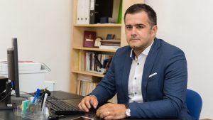 """Lucian Daniel Stanciu Viziteu, deputat USR: """"Politicienii, fără comunitate, nu reprezintă nimic"""""""