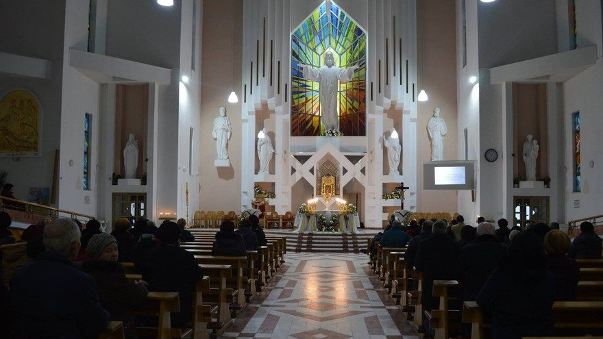 biserica Sfantul Nicolae Bacau