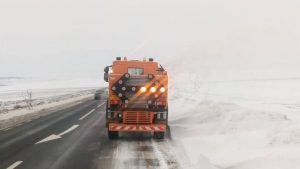 drumuri nationale iarna