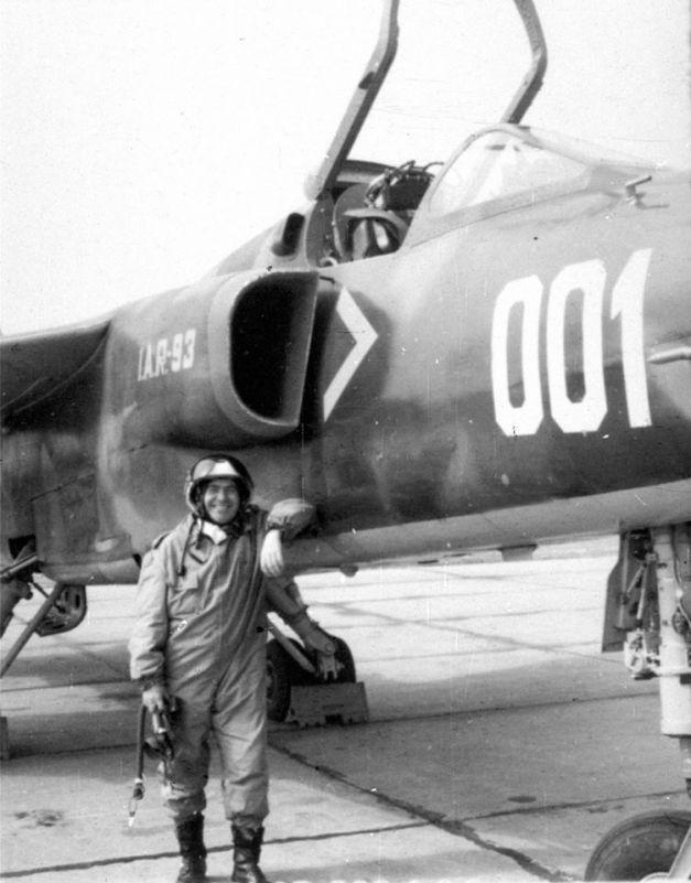 pilot iar 93 aviator gheorghe stanica
