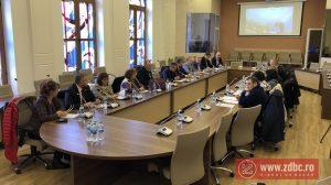 dezbatere masterplan sanatate consiliul judetean bacau