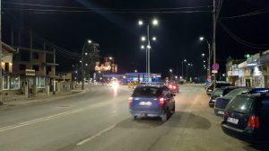 stalpi iluminat cartier serbanesti