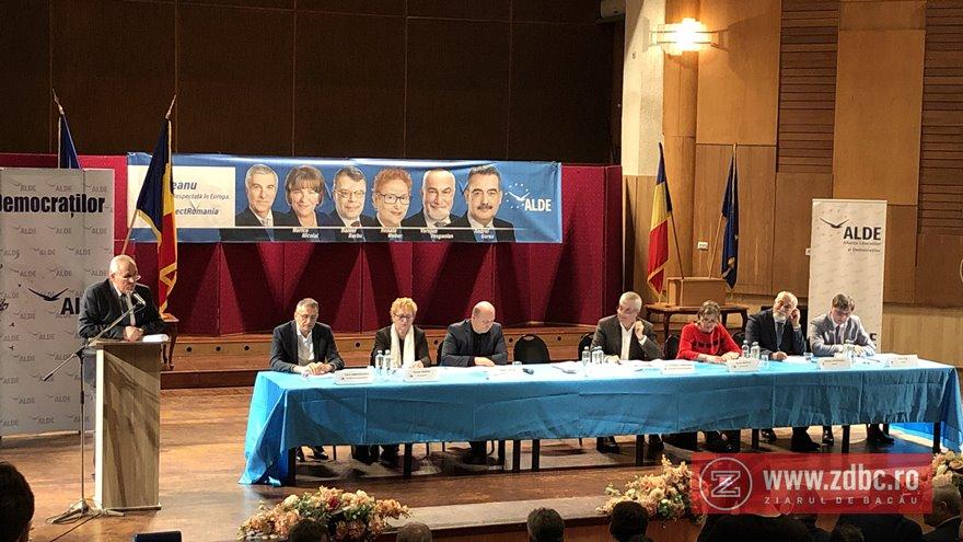 lansare alde alegeri bacau
