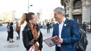 dacian ciolos usr plus 2020 alegeri europarlamentare