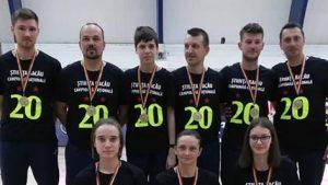 badminton sport club bacau