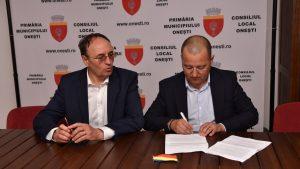 presedintele consiliului judetean bacau si primarul municipiului onesti